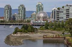 Beer Island Is Off-Limits (Clayton Perry Photoworks) Tags: vancouver bc canada summer explorebc explorecanada boat skyline