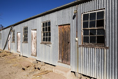 Shearers' Quarters (oz_lightning) Tags: australia canon6d canonef1635mmf4lis dunlopstation nsw westerndivision agriculture architecture building decay outback rural louth newsouthwales aus