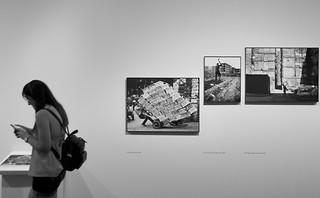 My homage to Xavier Miserachs (1937-1998). Great Barcelona photographer.