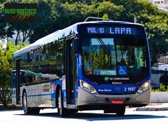 2 1997 Sambaíba Transportes Urbanos (busManíaCo) Tags: caio sambaíba transportes urbanos millennium iv o500u bluetec 5 mercedesbenz
