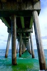 (Patrick Doreau) Tags: pensacolabeach pensacola beach baignade bathing plage mer sea floride usa bleu blue été summer eau golfe du mexique american