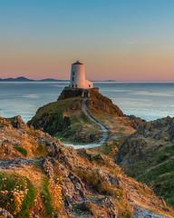 'Twr Mawr' - Llanddwyn Island, Anglesey (Kristofer Williams) Tags: landscape lighthouse llanddwyn island wales anglesey newborough summer evening sunset path llanddwynisland coast
