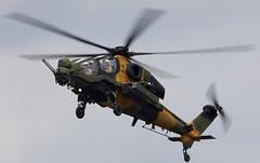 T129 ATAK (Bernie Condon) Tags: taiagustawestlandt129atak t129 atak helicopter armed reconnaissance antitank military warplane fbo farnborough airshow display flying aircraft aviation
