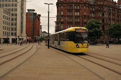 Manchester Metrolink 3109 (temeraire003) Tags: 3109