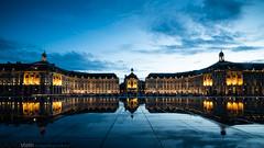 Palais de la Bourse (Bordeaux) (no.zomi) Tags: bordeaux europa france frankreich zeiss sony a7 a7rii a7r2 carl ilce blue hour sunset variotessartfe41635 town antique