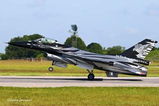 FA-101 Belgian Air Force Lockheed Martin F-16AM Fighting Falcon