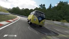 VW Samba Bus - Nordschliefe 1 (RandomGamer31) Tags: vw volkswagen bus van samba transporter porsche flat6 engineswap