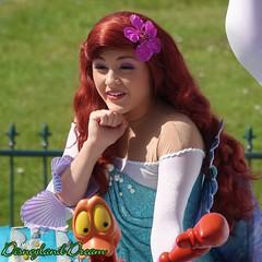 Ariel (Disneyland Dream) Tags: ariel princesse princess disney disneyland paris 25 personnage character