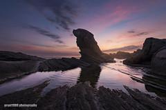 Fur Seal Rock (grant1980:)) Tags: fur seal rock 海狗石 ruifang dawn sunrise 瑞芳 日出 taiwan 台灣
