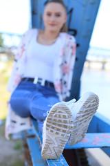 IMG_6343 (postfach0799) Tags: feet fetish socks dirty soles foot nike air max fetisch sportschuhe schuhe socken hot sexy young women