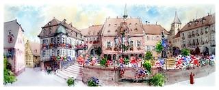 Barr - Alsace - France