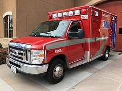 AMR (Squad 37) Tags: ambulance amr aev ems paramedic ford
