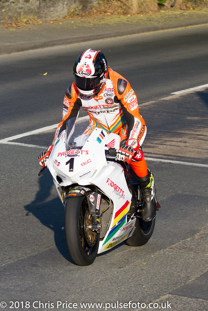 Isle of Man TT 2018: Practice 28th May
