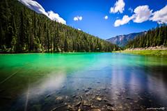 Olive Lake - Kootenay National Park, BC (achinthaMB) Tags: kootenaynationalpark britishcolumbia bc canada olivelake lake rockies canadianrockies