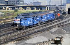 Conrail GP9 7301 (Chuck Zeiler) Tags: conrail gp9 7301 railroad emd locomotive chicago train chuckzeiler chz