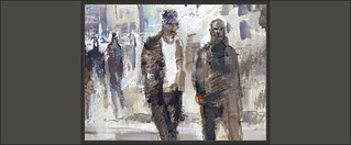 WALKING-ART-PAINTINGS-PEOPLE-CITY-URBAN-LANDSCAPE-PINTURA-PAISAJE URBANO-PERSONAS-ANDAR-CIUDAD-DETALLES-PINTURAS-ARTISTA-PINTOR-ERNEST DESCALS