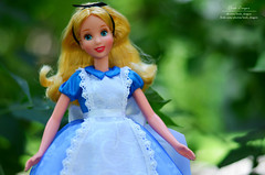 Alice disney mattel doll (Lindi Dragon) Tags: doll disney disneyprincess alice mattel