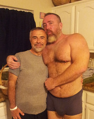 20140802_194028cropped (CAHairyBear) Tags: bulge shirtless