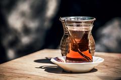 Not in September, but today (Melissa Maples) Tags: göynük turkey türkiye asia 土耳其 nikon d3300 ニコン 尼康 tamron 18400mm f3563 18400mmf3563 diii vc hld summer qualistavillage table turkishtea tea drink food