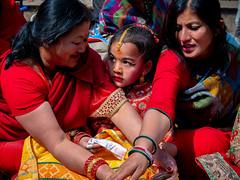 Bel group marriage in Patan, Nepal (CamelKW) Tags: abc annapurnabasecamptrek annapurnaregiontrek kathmandu mbc machapuchare machapucharebasecamp nepal pokhara