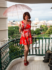 Rainy Season (Martina CD1) Tags: tg tgirl transgender