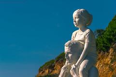 Projet commun (jérémydavoine) Tags: lehavre normandie sky ciel nature statue art