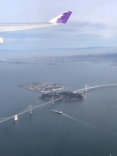 Aloft: San Francisco Bay