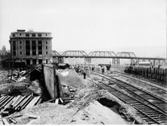 Album #2  37 (barrigerlibrary) Tags: dlw delawarelackawannaandwestern scranton pa pennsylvania railroad station