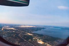 Federal Way to Tacoma at Dawn (AvgeekJoe) Tags: iflyalaska aerialphotograph alaskaair alaskaairlines bombardierdhc8402q bombardierdash8400 bombardierdash8q402 bombardierq400 d5300 dhc8402q dslr dash8 dehavillandcanadadhc8402qdash8 horizonair n446qx nikon nikond5300 propliners q400 aerial aerialphoto aerialphotography aircraft airplane aviation plane propliner turboprop