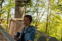 blue jeans (nicolaspetit7878) Tags: woman wife lady she elle life lovely pose portrait personne people suave portraiture nature nikon nikond5500 extérieur femme féminine female jeans camera nikkormat face visage