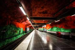 the tube (por agustinruizmorilla) Tags: el metro tube suecia agustin ruiz morilla