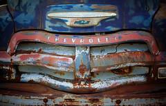 multicolor chevy (jtr27) Tags: dsc01629l jtr27 sony alpha nex7 nex emount mirrorless sigma 1770mm f2845 dcmacro dc macro laea2 adapter chevy chevrolet truck old antique vintage patina