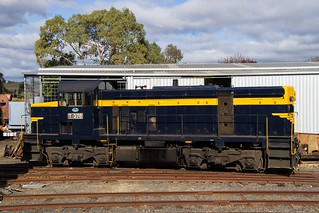 T378 in original Blue and Gold