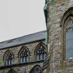 Gothic Arches (rickmacewen) Tags: heritagearchitecture architecture saintjohn newbrunswick building canada