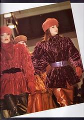 Laura Biagiotti A:W 1979-80 (barbiescanner) Tags: laurabiagiotti runway retrorunway readytowear vintage retro fashion vintagefashion 70s 70sfashions 1970s 1970sfashions 1979