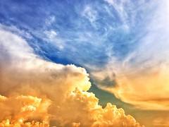Imagination (marcus.greco) Tags: sky cloud colors nature minimal
