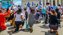 2018.06.26 Muslim Ban Decision Day, Supreme Court, Washington, DC USA 04050