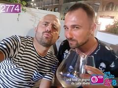 Foto in Pegno n° 2774 (Luca Abete ONEphotoONEday) Tags: selfie happy birthday fabio still compleanno 5 luglio 2018