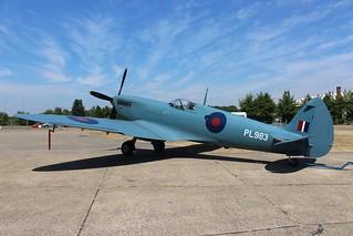 G-PRXI / PL983 Supermarine Spitfire PR.XI