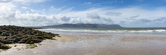 Conwy sands, Llandudno, Wales (Keartona) Tags: llandudno wales northwales conwy sands beach beautiful landscape seascape sandy hills coast coastline spring panorama panoramic stitchedimage