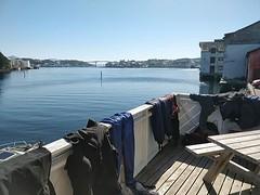 Norja on kyllä hieno maa sukeltaa. Sää ei kuulemma (mukamas) aina ole näin hieno, mutta pääasia että nyt on #scuba #scubalibre