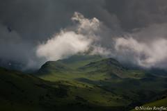 Pyrénées (Nicolas Rouffiac) Tags: pyrénées pyrenees hautespyrénées hourquette ancizan montagnes montagne mountain mountains nuages nuage clouds cloud orage orages thunderstorm