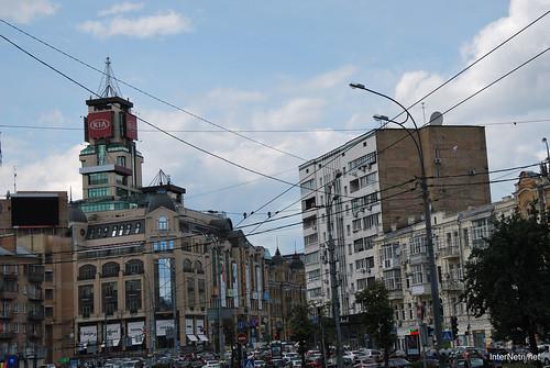 Басейна вулиця, Київ  InterNetri Ukraine 100