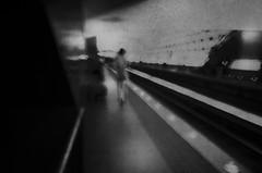 weary feet (Lamson/Ng) Tags: metro dc washington urbanlife bw mono blackandwhite person rider mood lamson