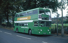 Wagon-at-Hale (DaveAFlett) Tags: mko113f daimler fleetline md maidstonedistrict nbc nationalbuscompany