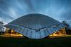 Zeiss Planetarium Bochum (oliverhoffmann77) Tags: deutschland germany nrw nordrheinwestfalen ruhrgebiet ruhrarea ruhrpott pott ruhrrevier revier nacht nachts dämmerung blau blaue blauestunde langzeitbelichtung beleuchtet beleuchtung zeiss planetarium bochum kuppel muschel shell bochummitte