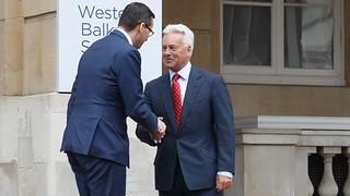 Szczyt Procesu Berlińskiego w Londynie