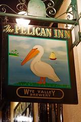 Pelican Inn, Gloucester (Dayoff171) Tags: pelicaninn gbg gbg2018 greatbritain gloucestershire gloucester pubs pubsigns signs england europe night unitedkingdom gl12qr wyevalleybrewery thepelicaninn