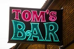 Tom's Bar (Thomas Hawk) Tags: america oregon pdx portland tomsbar usa unitedstates unitedstatesofamerica westcoast neon neonsign us fav10 fav25 fav50