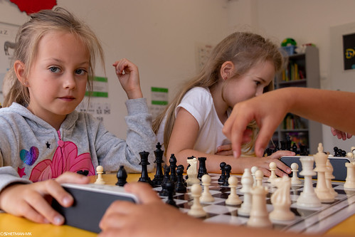 IV Szachowe Mistrzostwa Przedszkola Abracadabra-6